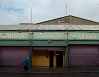 The Famous Barras Market, Glasgow