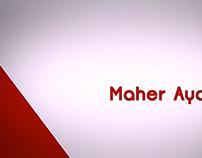 show reel 2013 - Maher Ayazera
