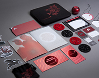 Mira Moon Hotel Branding Collaterals and Amenities