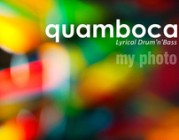 QUAMBOCA (audio group and my photo)