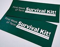 Survival kit stickers