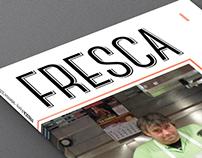 Fresca magazine
