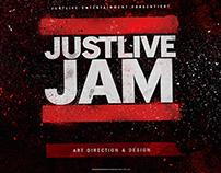 JustLive Jam | Artwork-Concept