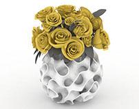 Gyroid vase