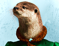 Otter/Loutre