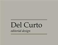 Del Curto | catalogue 2014