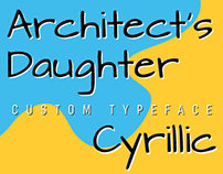 Architect's Daughter Cyrillic