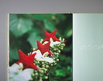 Raffles Hotel Flower Book