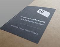 19th. Packaging Seminar Massana
