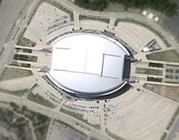 Cowboys Stadium Zoom