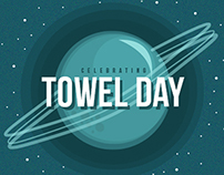 Towel Day 2014