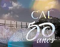 Event Branding - CAL 50 Anos