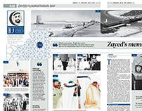 Zayed Humanitarian Day
