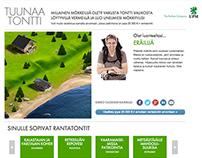 Tuunaatontti.fi / UPM Bonvesta