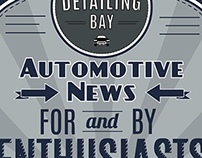 The Detailing Bay Rack Cards