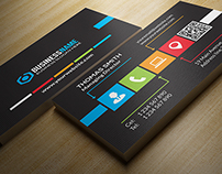 Corporate Business Card - RA42