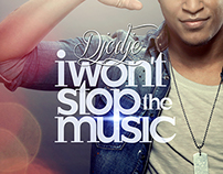 Djodje - I Won´t Stop the Music