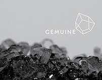 Branding for Gemuine the gemstone store