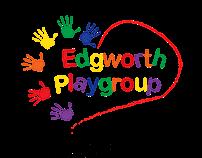 Edgworth Playgroup Branding