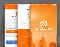 eZi Courier iOS App