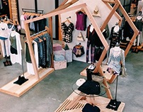 Urban Outfitters Back to School Floorset