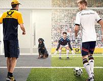 Deutsche Post - soccer world cup campaign
