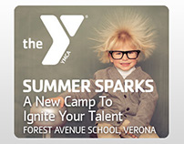YMCA of Montclair Summer Sparks Campaign