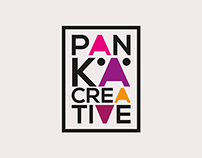 PANKACREATIVE logo design