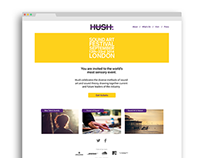 Hush - Sound Art Festival