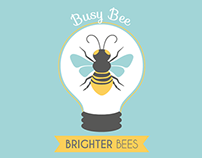 BUSY BEE: Unsigned & Self-sufficient