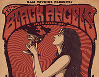 The Black Angels - South Africa