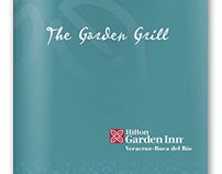 Hilton Garden Inn Print Media