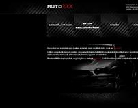 Web design - Autoxxx