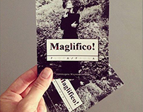 Maglifico - Visual Identity & Graphic Design
