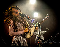 Valerie June - Photo © 2017 Donna Balancia