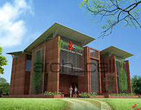 LAND OFFICE FOR BASHUNDHARA GROUP