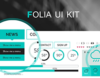 Folia UI Kit
