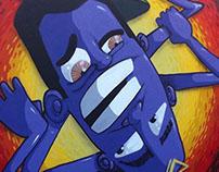 Graffiti - Personagens