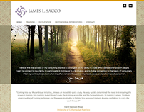 James Sacco - Custom WordPress Child Theme
