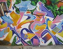 Graffiti - Letras