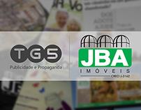 TG5 Publicidade e Propaganda | JBA Imóveis