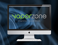 Vaporzone Website
