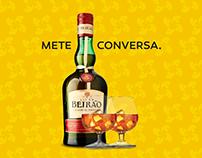 LICOR BEIRÃO   METE CONVERSA