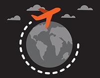 Aeroplan, 30e anniversaire — Infographique