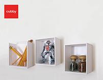 Cubby Box-Frame