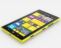 Nokia Pakistan - Nokia Lumia 1520 Digital Campaign