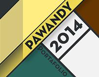 Portafolio 2014 - pawandy