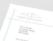 Chapman Carvill Design Identity
