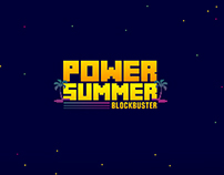 Power Summer / Blockbuster