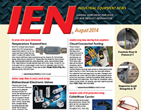 IEN July/August issue